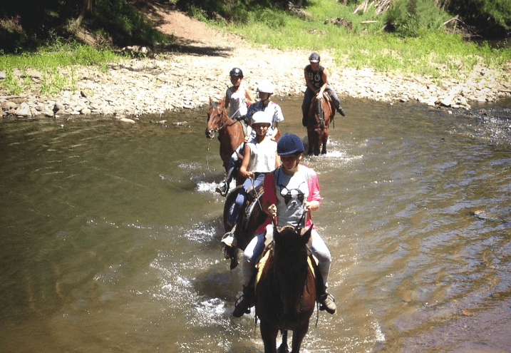 HORSE RIDING SUMMER & WINTER CAMPS